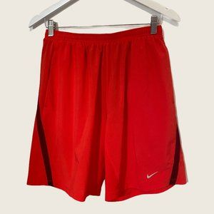 """NWT Nike Distance Dri-Fit Lined 9"""" Running Shorts"""